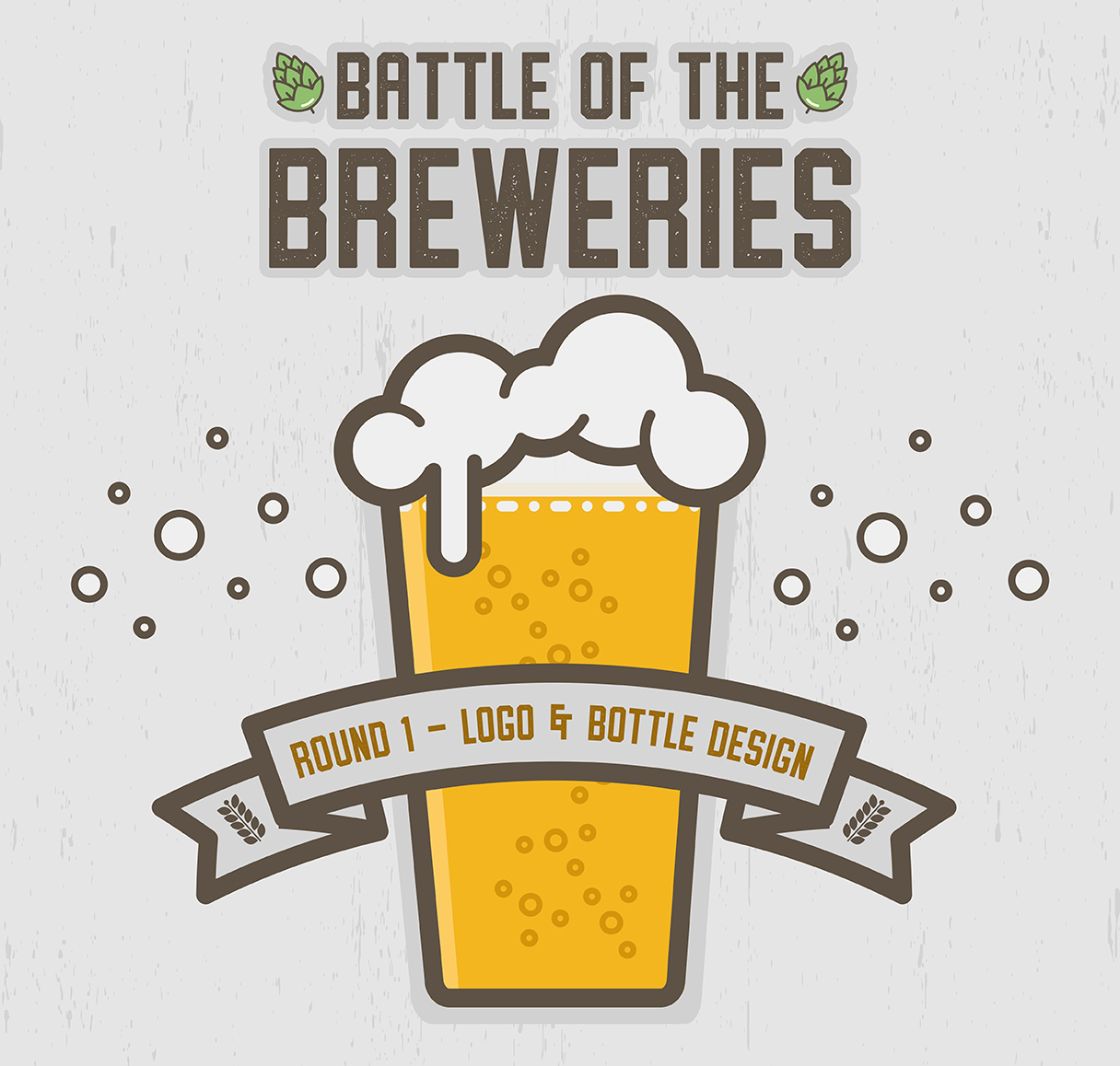 Battle of the Breweries, Round 1