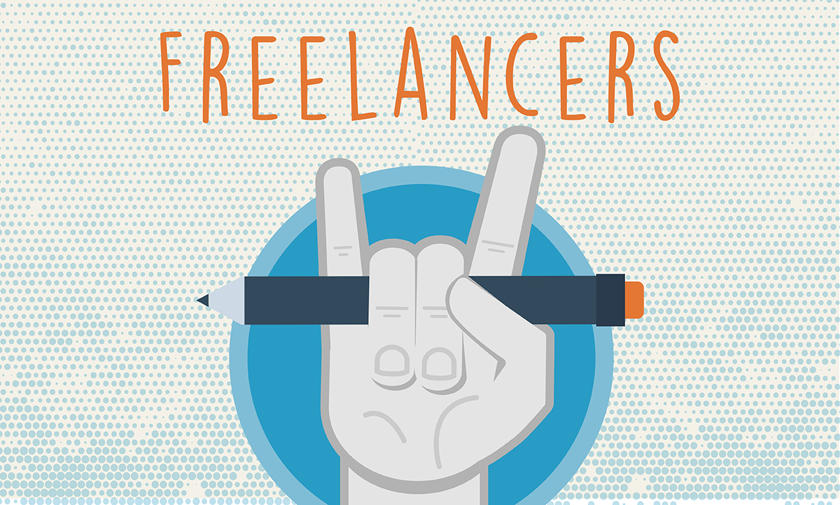 Why Working with Freelancers Is Seriously the Best